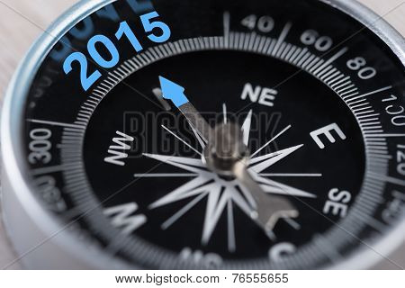 Compass Showing 2015