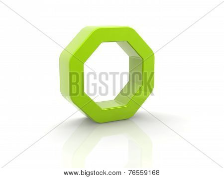 Reflective Octagon
