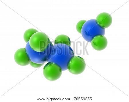 3D Molecular Structure
