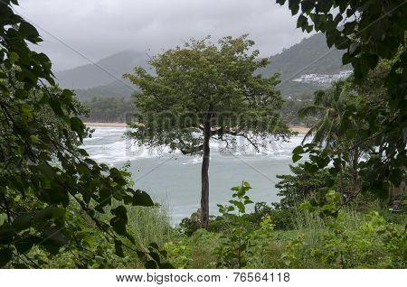 View on the Kata Beach, Phuket, Thailand
