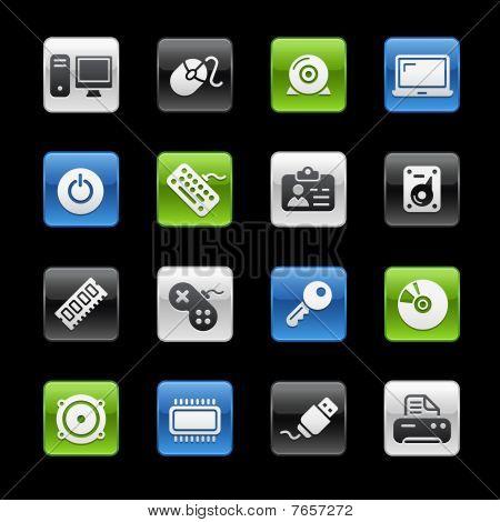 Computer & Devices // Gelbox Series