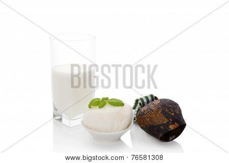 Dairy Background.