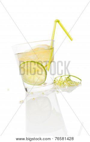 Organic Lemonade.