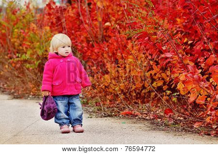 Autumn Toddler