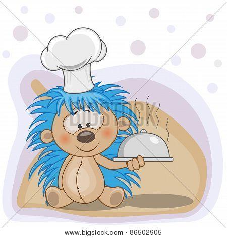 Cook Hedgehog