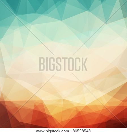 Abstract background warm texture design.