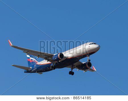 Passenger Aircraft Airbus A320