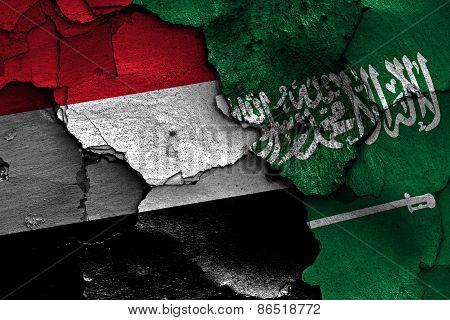 Yemen Saudi Arabia Conflict