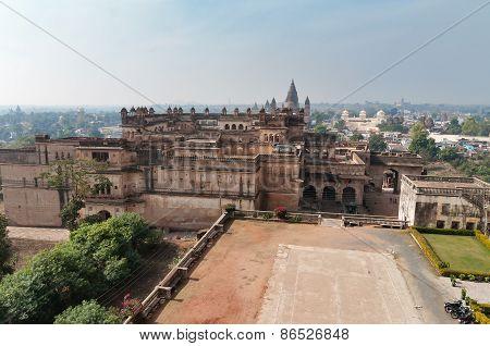 View Of Raj Mahal Palace