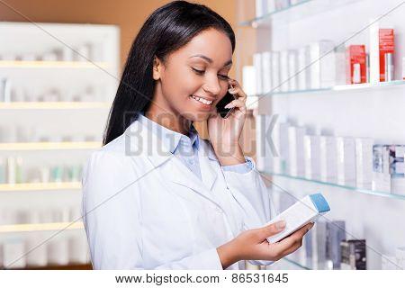 Advising A Proper Medicine.