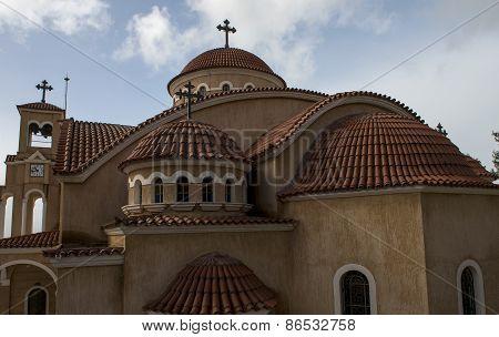 Church Facade Horizontal