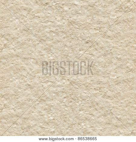 Seamless paper texture, rough recycled cardboard background