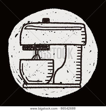 Doodle Mixer