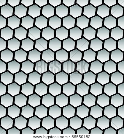 Octagonal Shapes Seamless Pattern