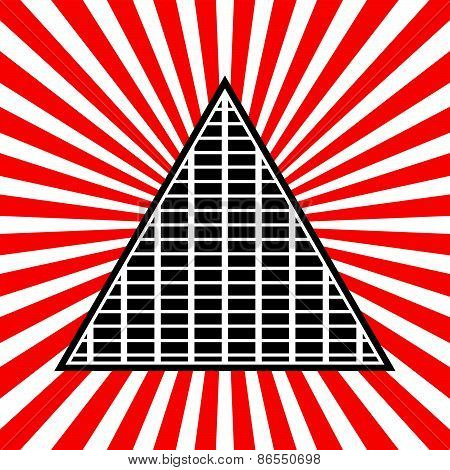 Symbolic Pyramid Graphics
