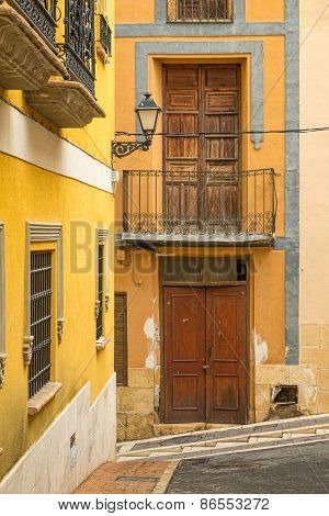 Costa Blanca Old Town