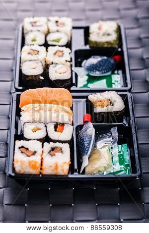 Big Sushi Box