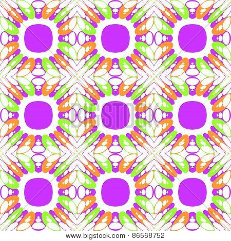 Design Seamless Colorful Pattern