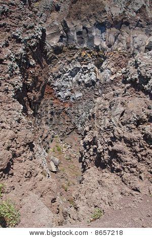 Vesuvian Rock Strata