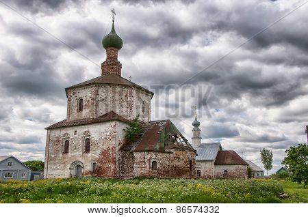 Monastery In Suzdal