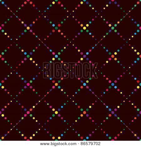 rhombic grid