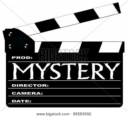 Mystery Clapperboard