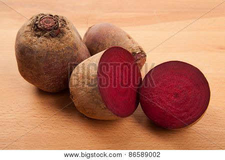 Fresh Beetroots