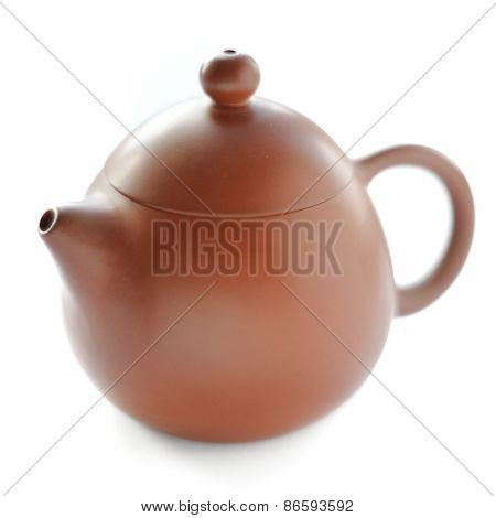 Chinese Yixing Clay Tea Pot