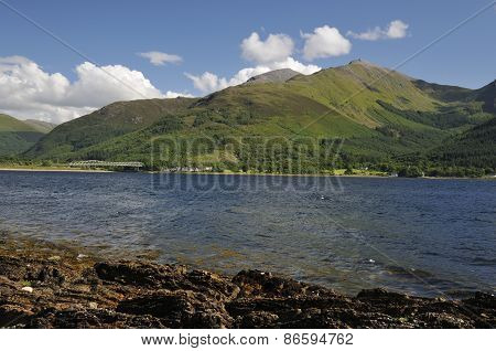 Loch Linnhe & Sgorr Dhearg