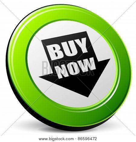 Buy Now 3D Icon