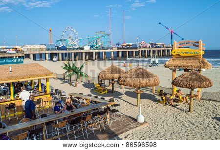 Beach Bar Atlantic City