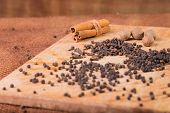 foto of pepper  - Black pepper - JPG