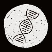 foto of gene  - Doodle Gene - JPG