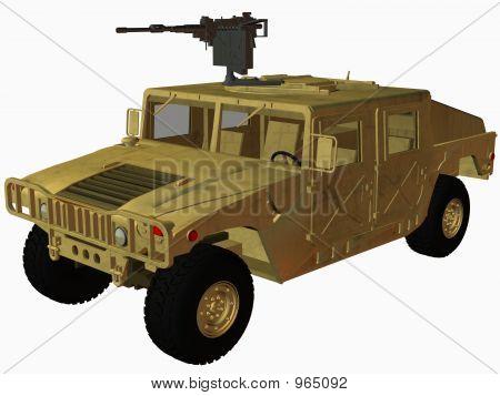 Hummer-Desert