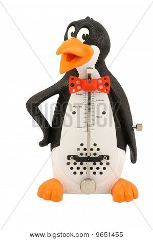 Penguin Shaped Metronome