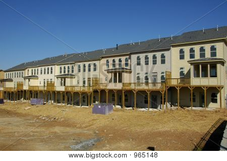 Townhome Construction 2