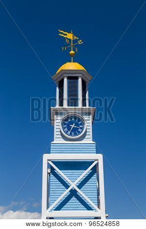 Old Naval Dockyard Clock
