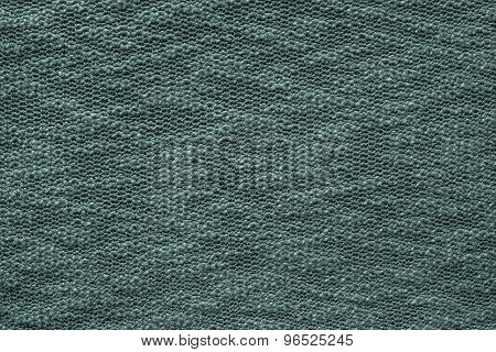 Abstract Texture Jersey Of Dirty Green Color