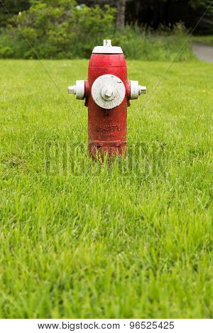 Fire Hydrant In Baddeck