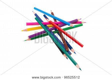 Children's color pencils