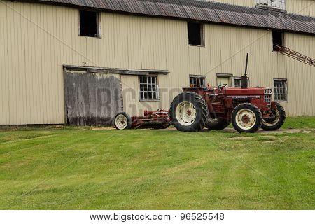 Barn And Farm Equipment In Cape Breton