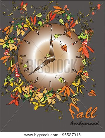 Fall Autumn Background