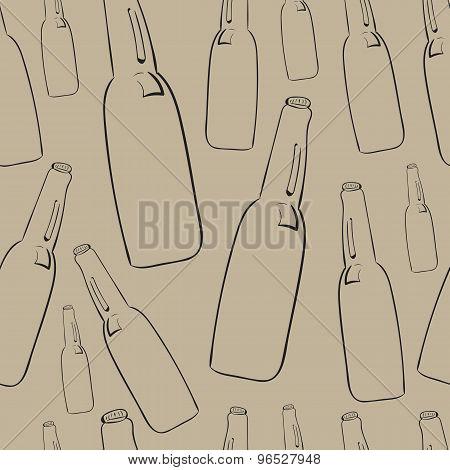 Seamless contours bottles