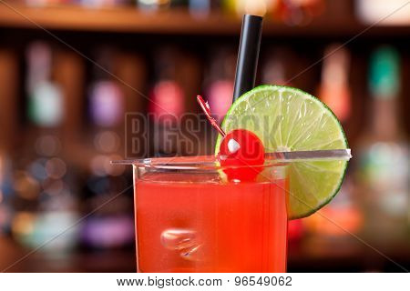 Cocktails Collection - Cranberry Cooler