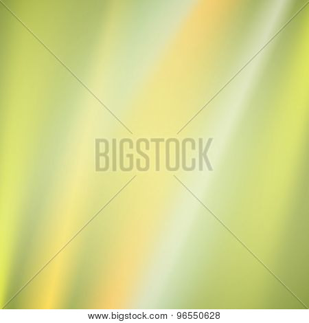 Blurred Glowing Soft Green Background