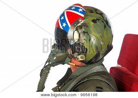 Crew Americain Aircraft