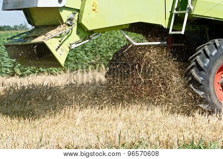 Harvest Equipment.