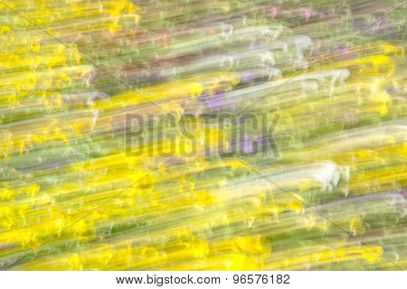 Abstract Background Yellow And White