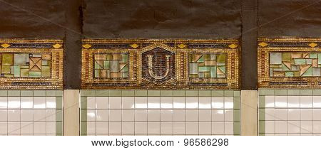 Union Square Subway Station, New York