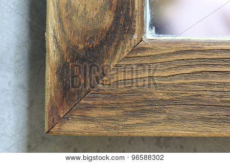 Wood Curve Corner Furniture